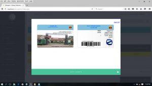 Contoh membercard